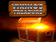 Vikings Treasure – интернет-автомат с бонусами в зале Вулкана